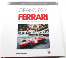Grand Prix Ferrari : The Years Of Enzo Ferrari's Power 1948-1980 (Pritchard 2014)